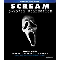 Scream 3 Movie Collection (Blu-ray + Digital)