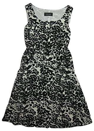 Evan Picone Black Label Sleeveless Scoopneck Fit And Flare Dress