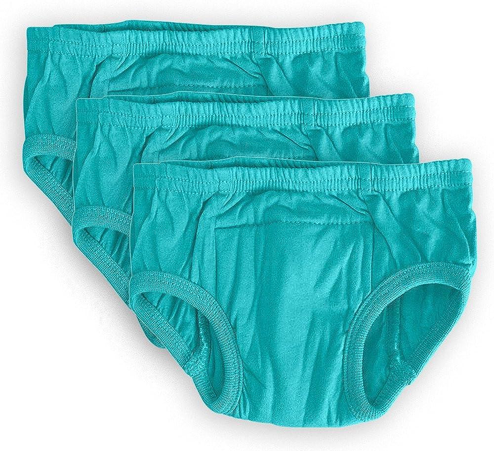 B071FV545F Tiny Trainers - Small Cotton Training Pants, 3-Pack 71NekoWNNYL