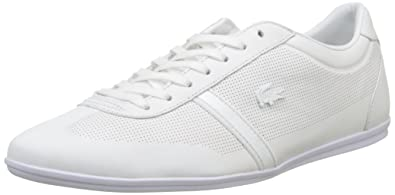 d84f0104e5b9a Lacoste Women s s Clavel 117 1 CAW Low White 12 UK  Amazon.co.uk ...