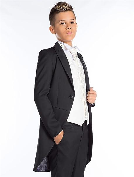 Paisley of London, niños Traje Negro, niños Cola Suit, Página ...