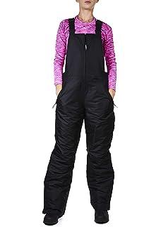 a3ad3d3019 Amazon.com   Winter s Edge Womens Avalanche Snow Bib   Sports   Outdoors