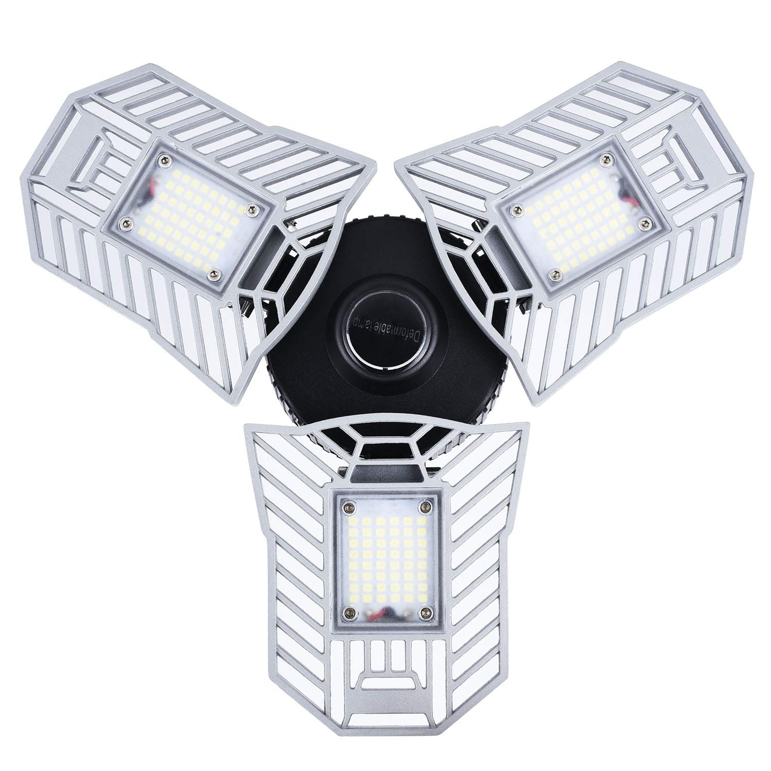 Led Deformable Radar Garage Light Motion Activated Ceiling: Best Rated In Lighting Components & Helpful Customer