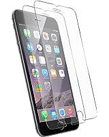 [2 Pack] Tenmangu iPhone 6S Schutzfolie,iPhone 6 Panzerglasfolie Gehärtetes Glas 9H Displayschutzfolie