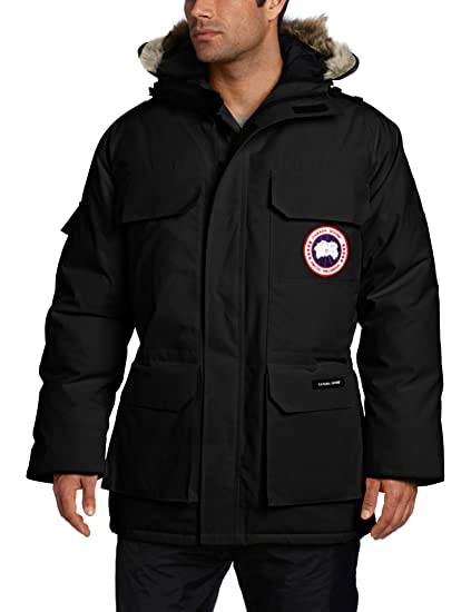 Canada Goose Expedition Parka (Black, Small)