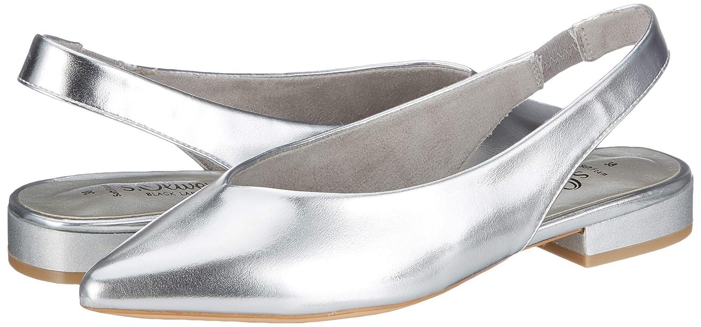 s.Oliver 5-5-29400-22 941 Zapatos de Tal/ón Abierto para Mujer