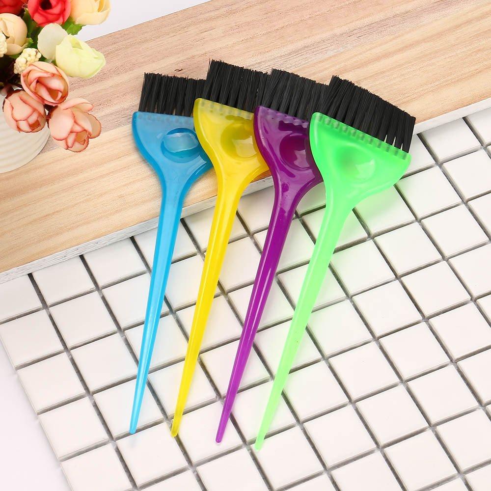 Brush Clearance , Hairdressing Brushes Salon Hair Color Dye Tint Tool Kit New Hair Brush  by Little Story