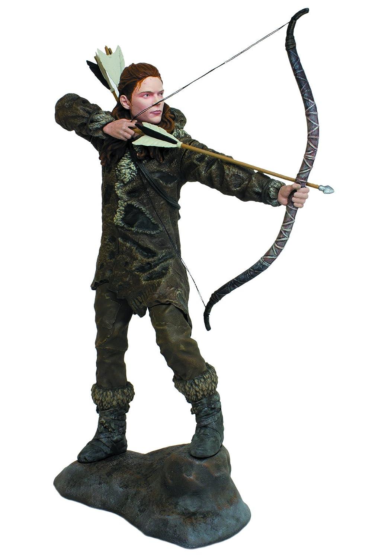 Jeu des tr/ônes PVC statue Ygritte 19 cm