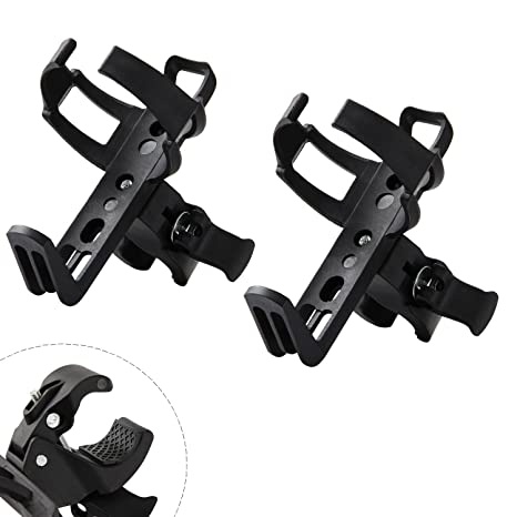 Bicycle Bottle Holder Cycling Quick Release Water Bottle Cage Holder Black