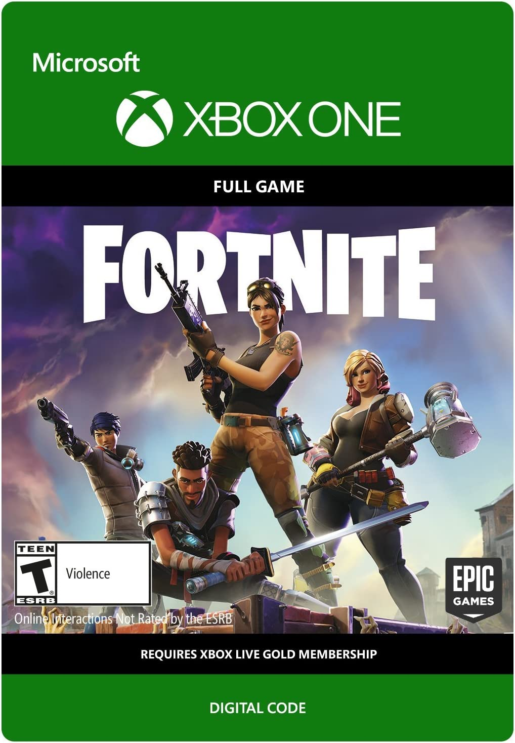 Amazon Com Fortnite Xbox One Video Games