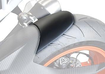 Bodystyle Hinterradabdeckungsverlängerung Schwarz Matt 1290 Super Duke R Ktm Superduke Auto