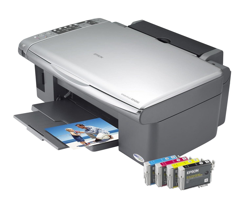 Epson Stylus DX5000 Inyección de Tinta 27 ppm 5760 x 1440 dpi A4 ...