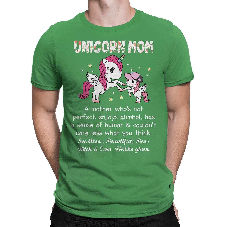 Unicorn Mom T-Shirt