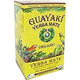 Guayaki Organic Fair Trade Yerba Mate teabags Traditional Blend