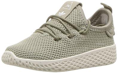 adidas Originals Baby PW Tennis HU I Sneaker, Tech Beige
