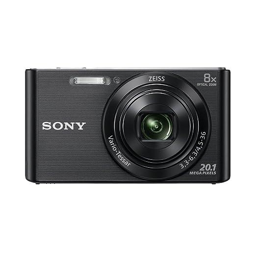 227 opinioni per Sony DSC-W830 Fotocamera Digitale Compatta, Sensore Super HAD CCD da 20.1 MP,