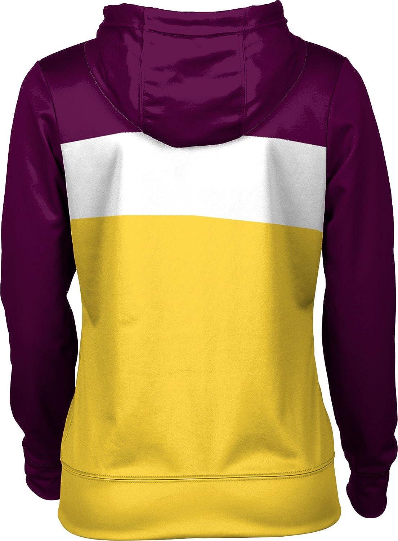 School Spirit Sweatshirt Prime Bloomsburg University Girls Pullover Hoodie