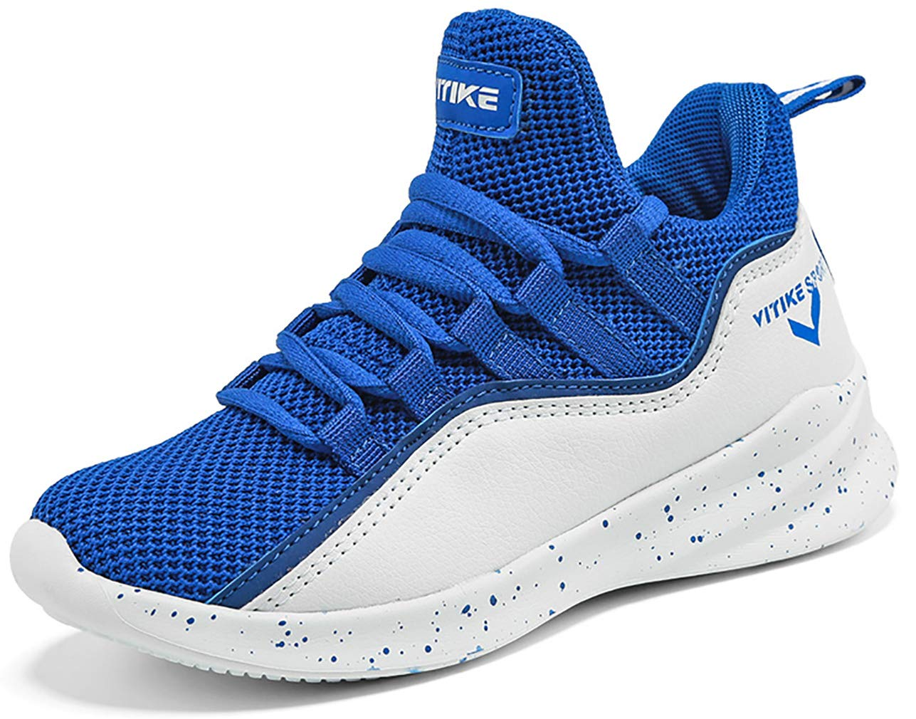 Littleplum Kids Shoes Basketball Shoes for Boys Running Shoes Fashion Sneakers