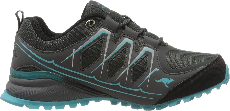 KangaROOS Blue Kadee Lite EV Chaussures De Loisirs Sneaker sport baskets 18461-2127