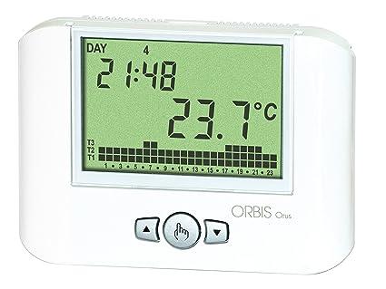 Orbis orus gsm - Cronotermostato orus gsm con modem 230v ...