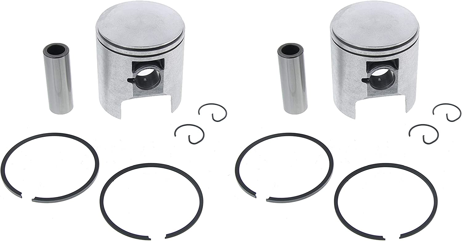 2002 2003 Ski-Doo Grand Touring 380 Piston and Gasket Kit Snowmobile