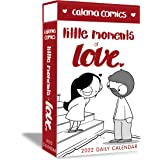 Catana Comics Little Moments of Love 2022 Deluxe Day-to-Day Calendar
