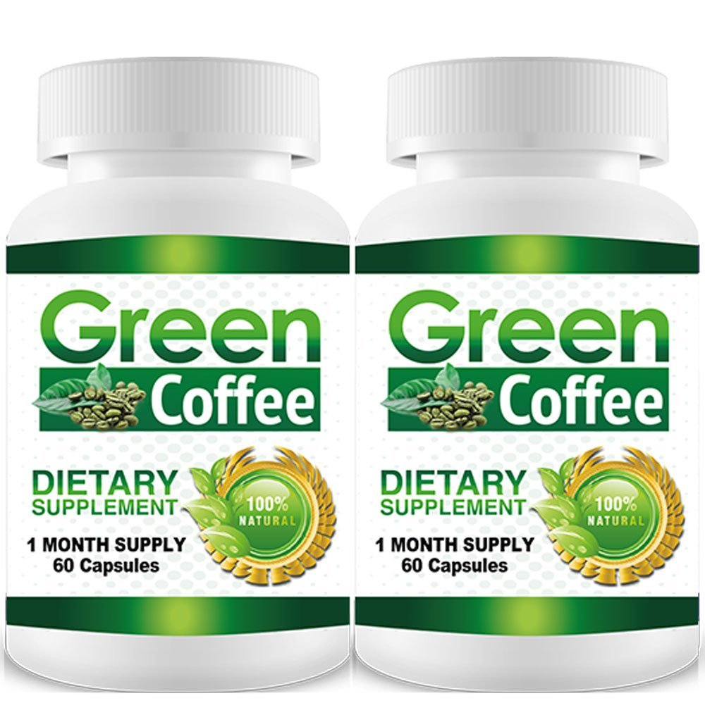 Pure Green Coffee Extract**2 Month Supply**