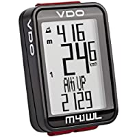 VDO M4.1 WR Cycle Computer Black 2017 Wireless Cycle Computer