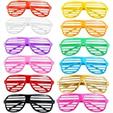 SanWay Shutter Shades Glasses Halloween Club Party Cosplay Props