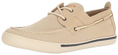 d60188e05 Tommy Bahama Men s Calderon Boat Shoe Khaki 10.5 M US