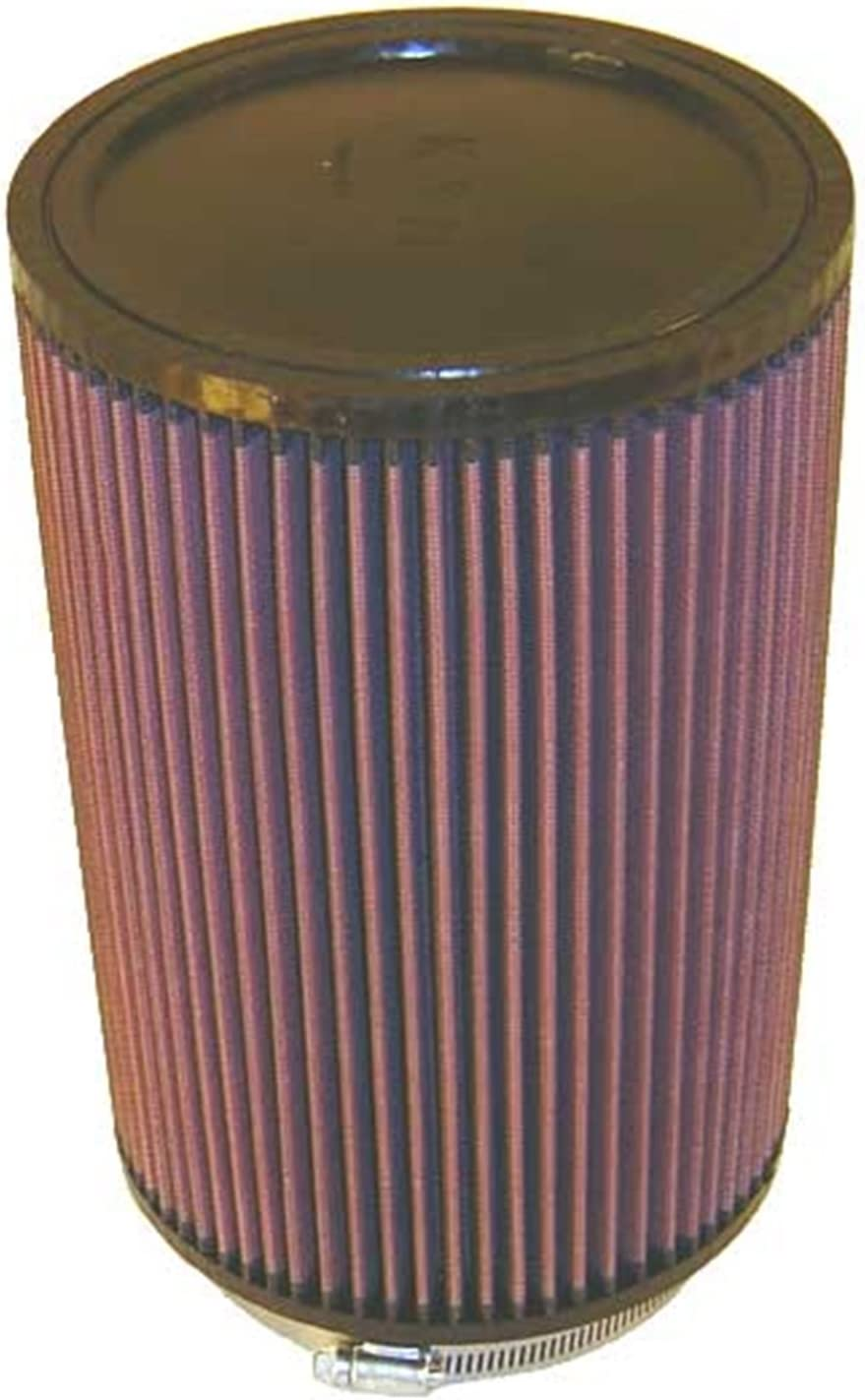 K/&N RU-5111 Universal Round Tapered Rubber Air Filter