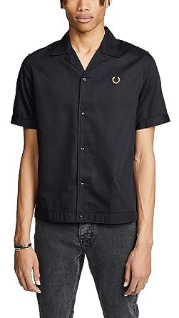 161389721 Amazon.com  Fred Perry Men s Bowling Shirt