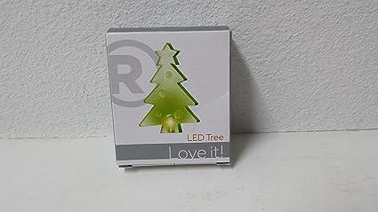 Amazon radioshack usb powered acrylic christmas tree led