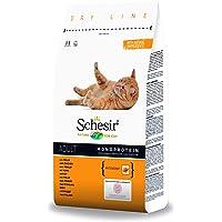 Schesir Cat Adult Maintenance Kip, kattenvoer droog voor volwassen katten, zak, 1,5 kg