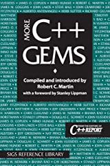 More C++ Gems (SIGS Reference Library, Series Number 17) Paperback