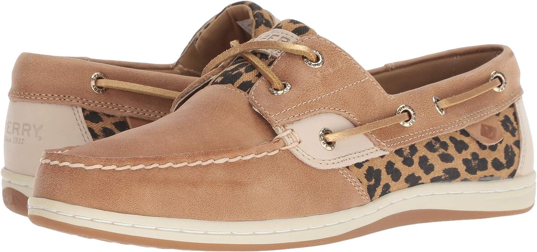 Koifish Cheetah Boat Shoe