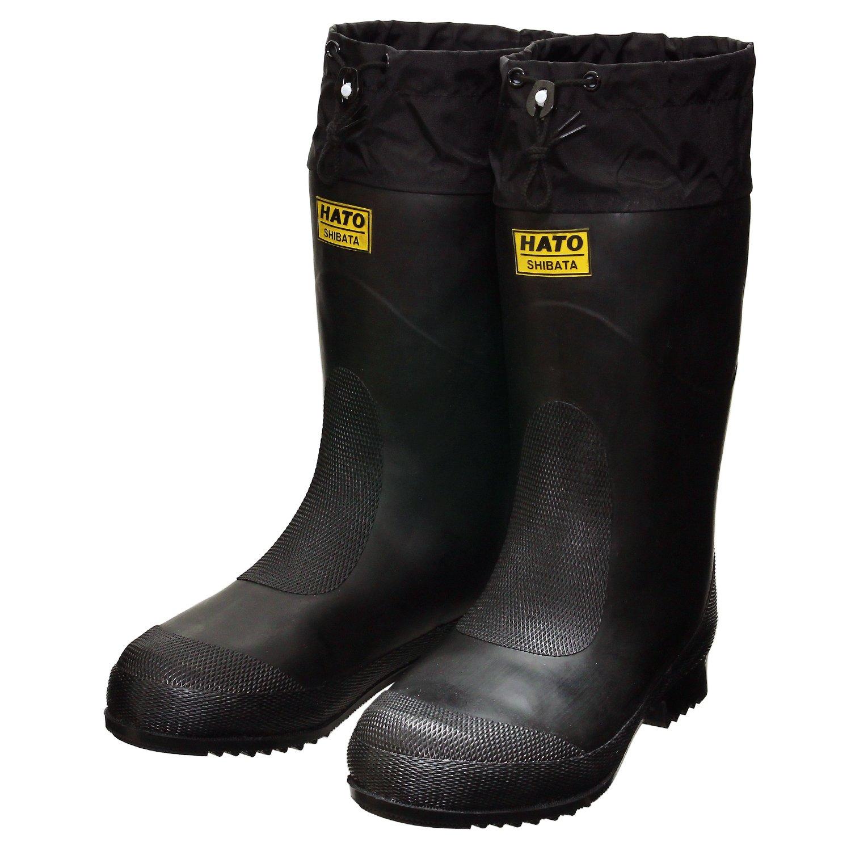 ⑭【シバタ工業】中綿いりキルティングであったか|NC060 防寒長靴