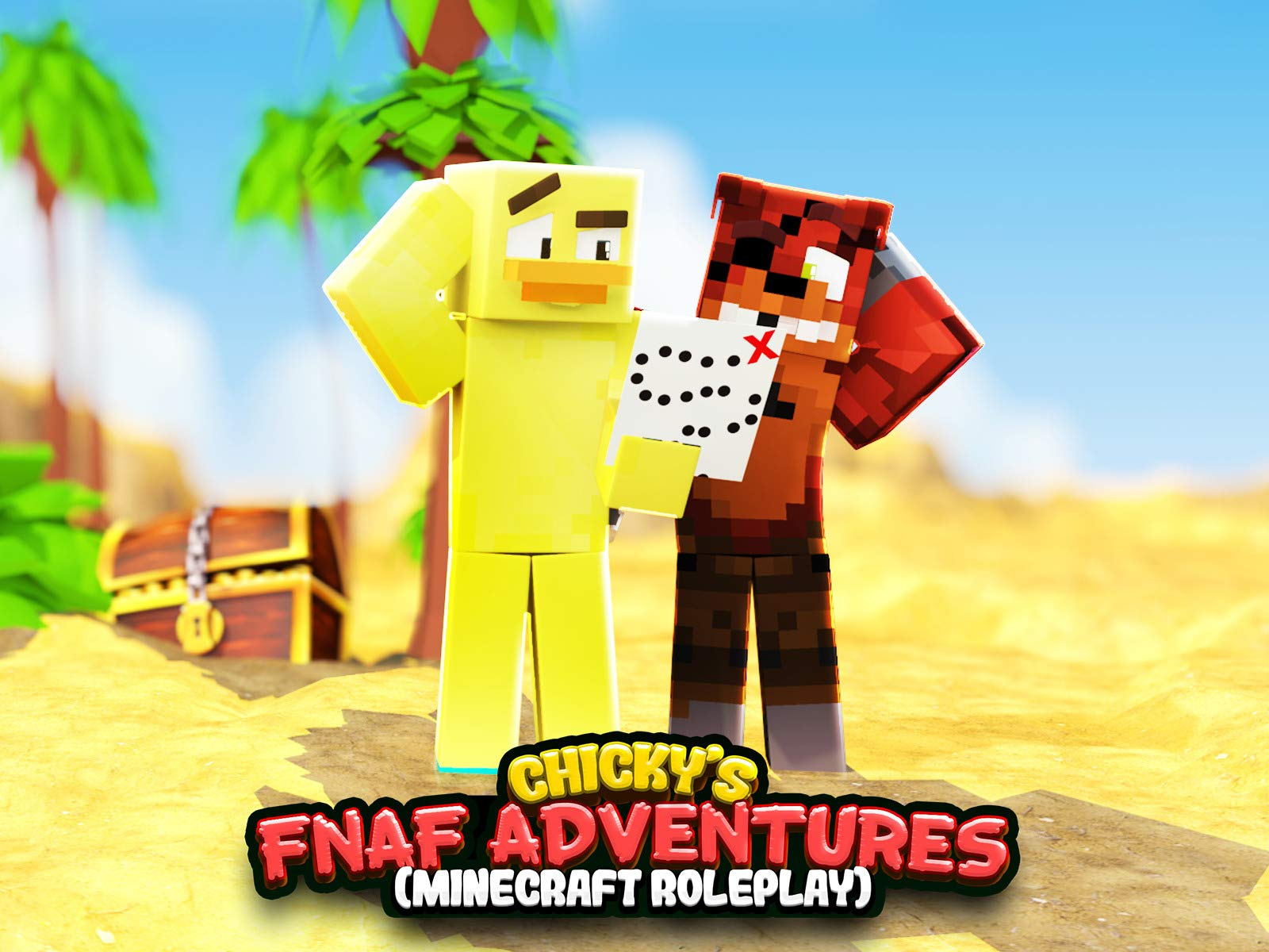 Chicky's F.N.A.F. Adventures (Minecraft Roleplay) - Season 3