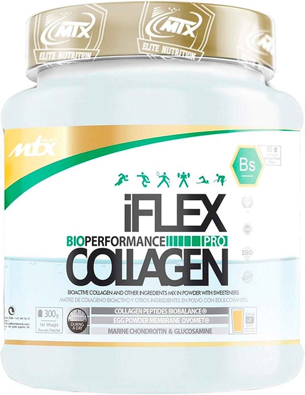 MTX nutrition IFLEX PRO [300 G] Naranja - Articular PREMIUM ...