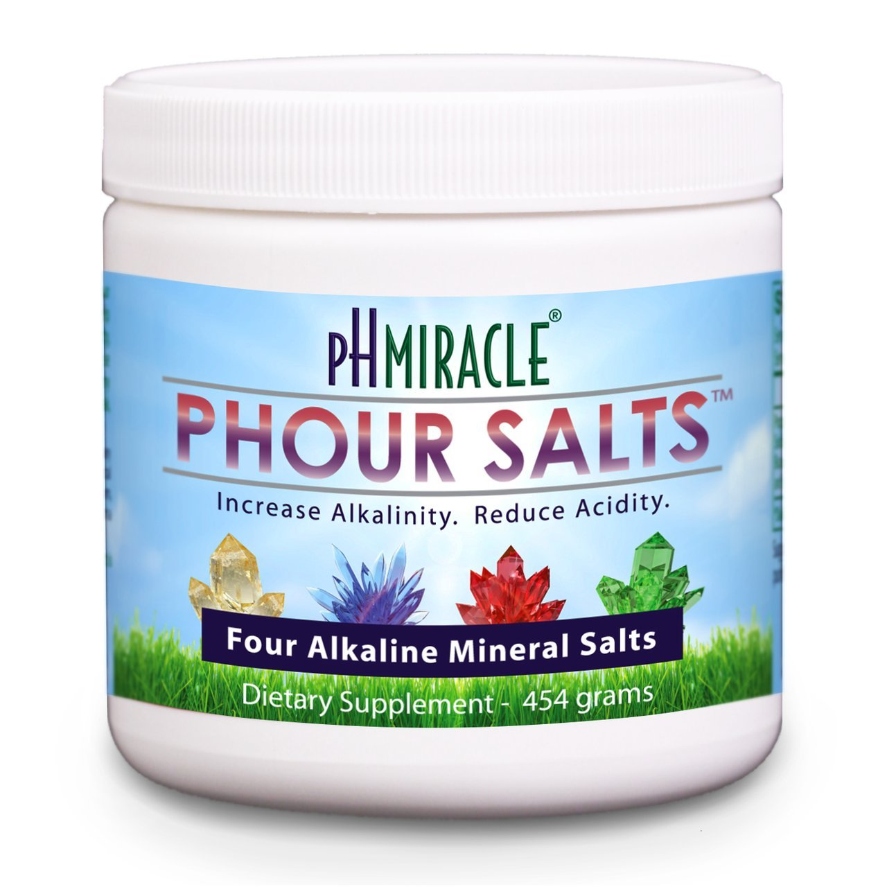 pHour Salts 454 gm