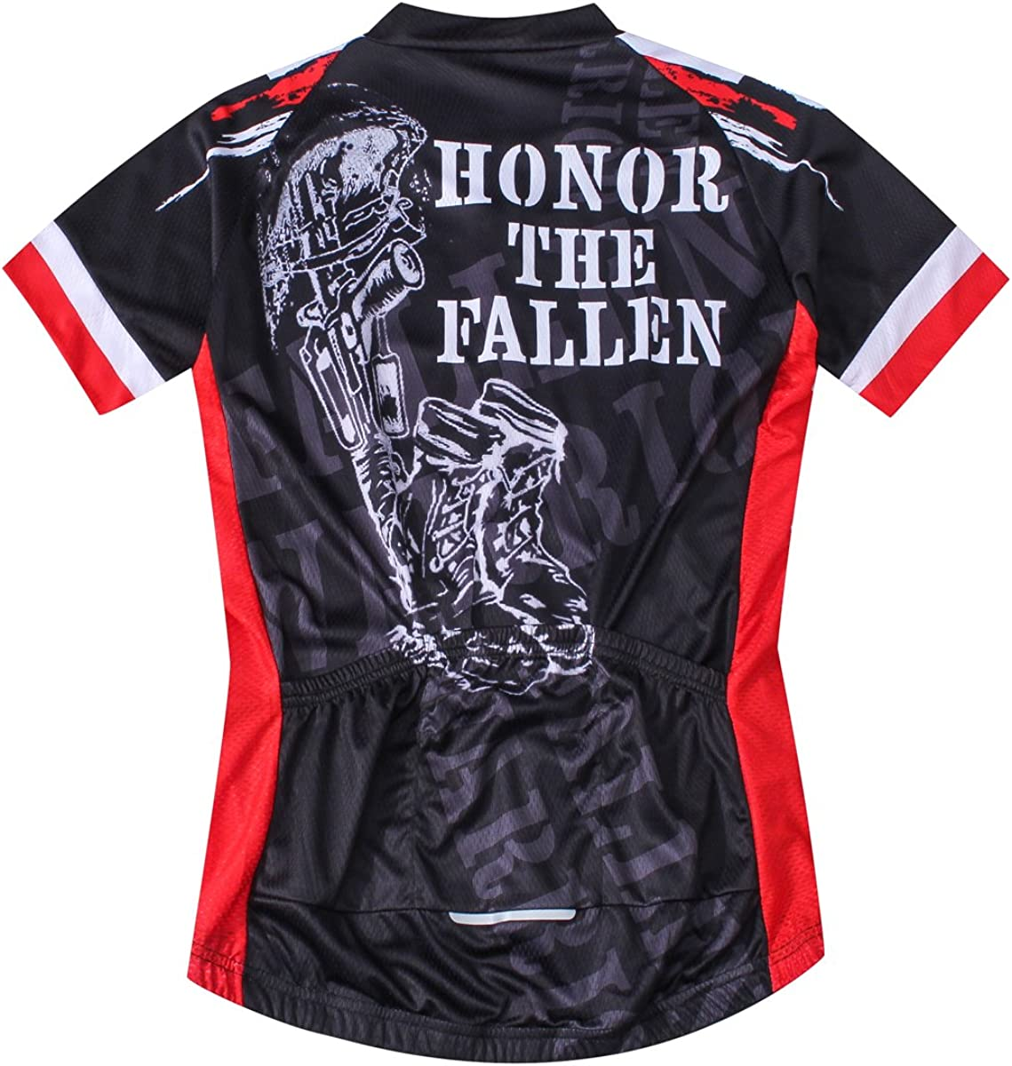 Breathable and Quick-Dry Mens Cycling Jersey Short/&Long Sleeve Men Bike Shirt Tops Comfortable M-XXXL