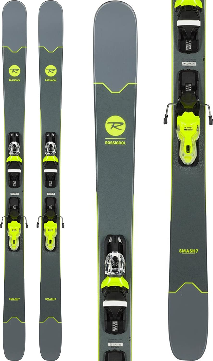 Rossignol Smash 7 Skis w/Xpress 10 Bindings