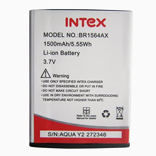 Intex Battery for Intex Aqua Y2(Multicolour)
