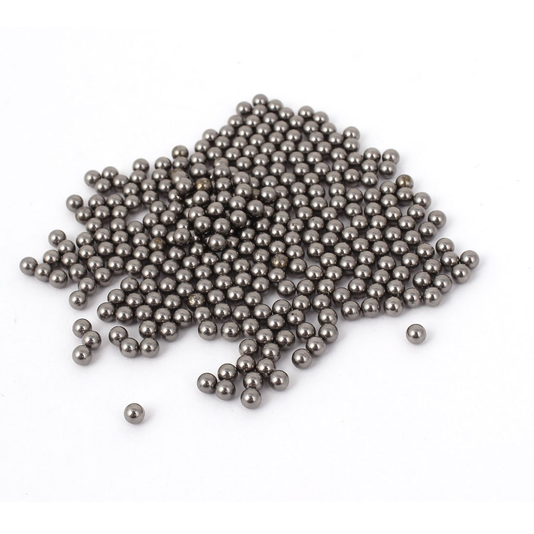 uxcell Carbon Steel Bike Bicycle Wheel Balls Bearing 3mm Diameter 500 Pcs a15010300ux0174