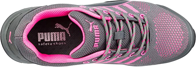 Puma Safety Celerity Knit Sd Pink 8 5 B M Home Audio Theater Amazon Com