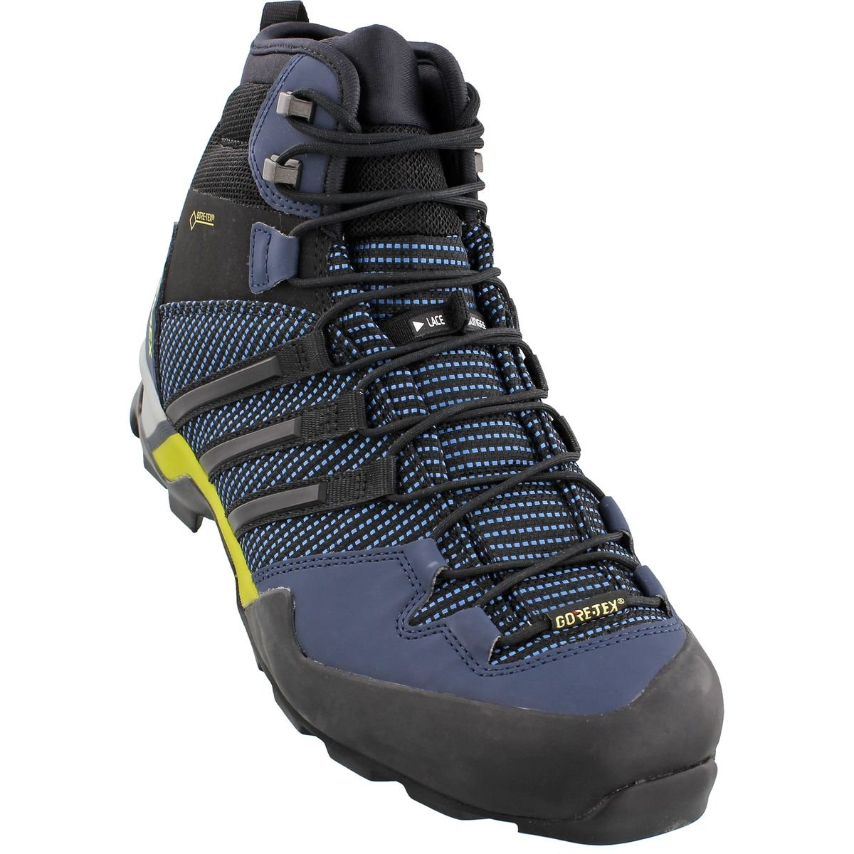 9dc99aa9e Galleon - Adidas Outdoor Mens Terrex Scope High GTX Shoe (13 - Core Blue  Black Col. Navy)