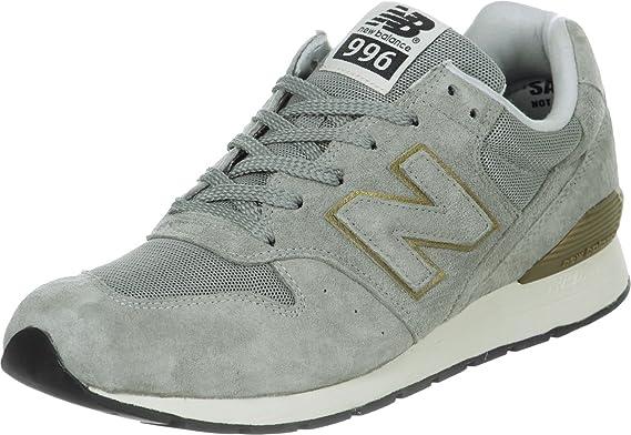 new balance 996 gris hombre