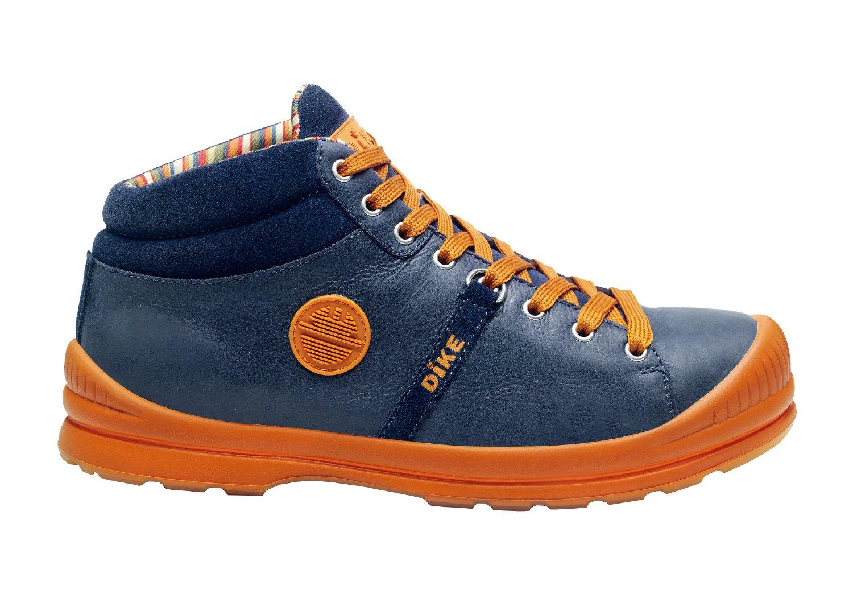 ダイケ(Dike) (ZG8EH) 27021-193-38 作業靴サミット アドリアンネイビー 25.5cm B017KPFEXK