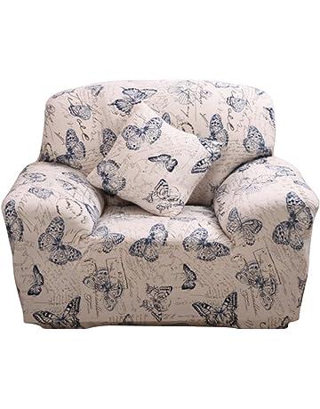 Armchair Slipcovers Home Kitchen Amazon Co Uk