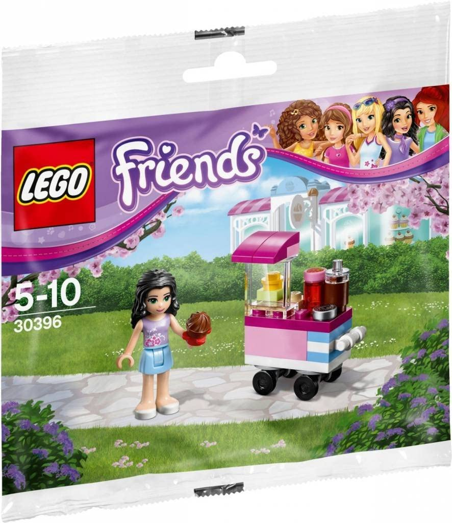 LEGO Friends Cupcake Stand 30396 Bagged Set